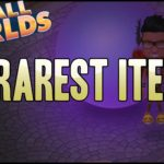 SMALLWORLDS | TOP 10 RAREST ITEMS (OMG! EXPENSIVE)